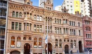 悉尼市中心办公室套间